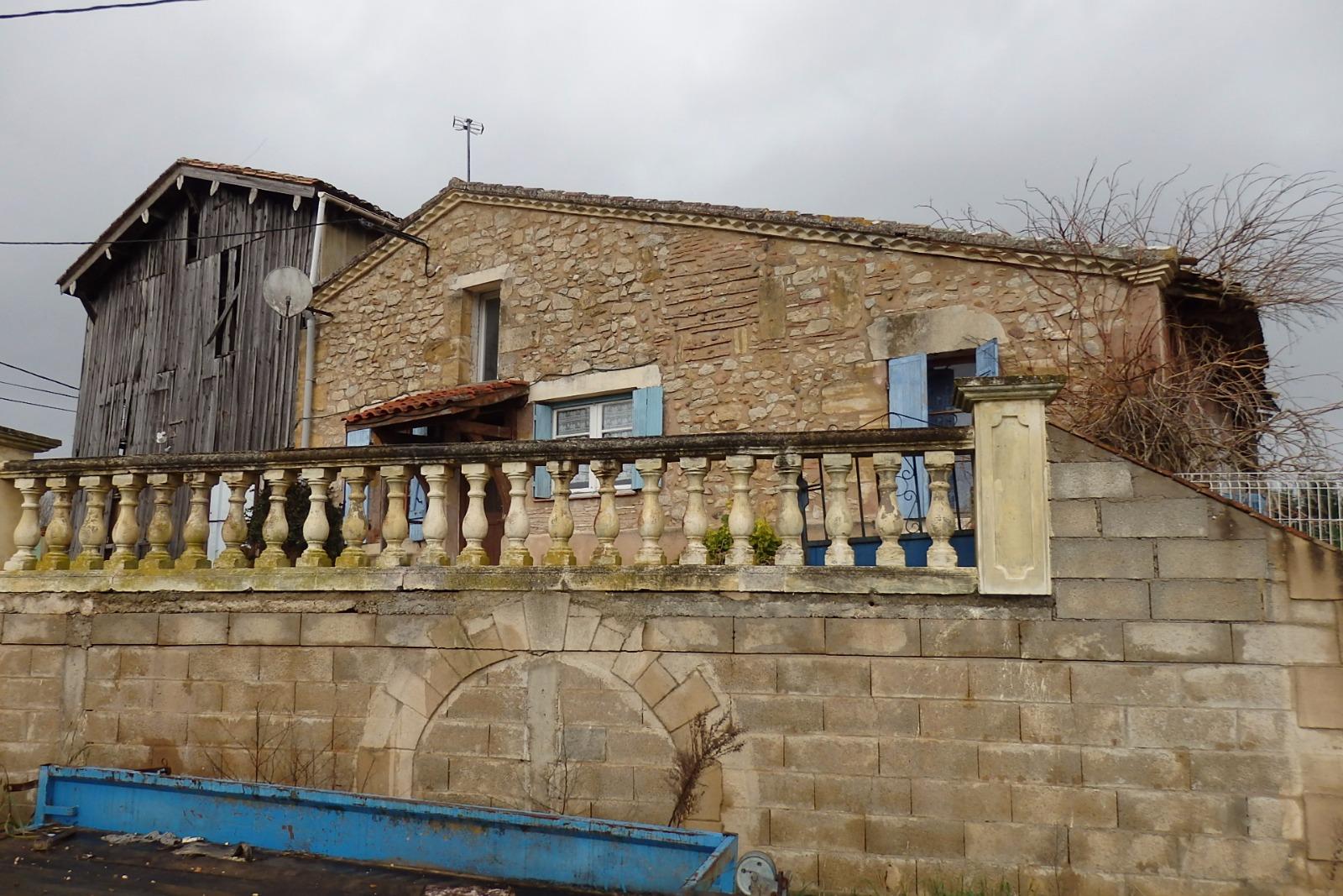 Vente maison a vendre a sainte bazeille for Immobilier professionnel bordeaux